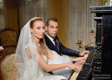 Мария и Николай – една чудесна сватба в старинен Пловдив