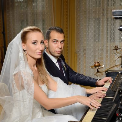 Мария и Николай - сватба в старинен Пловдив