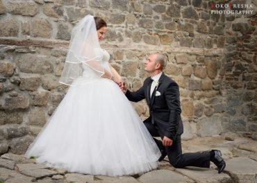 Христо и Петя – една сватба в ресторант Пълдин