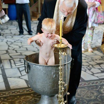 фотограф за свето кръщение