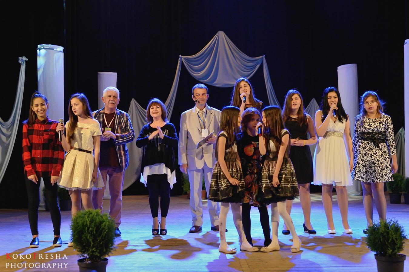 """""""Песен за Хисаря"""" в изпълнение на хисарските деца"""