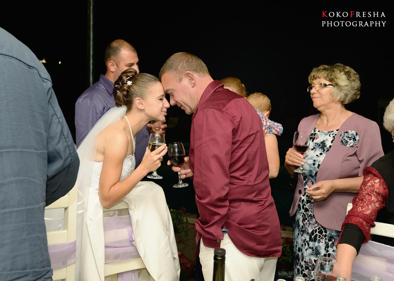 Бени и Тома - сватба във Варна