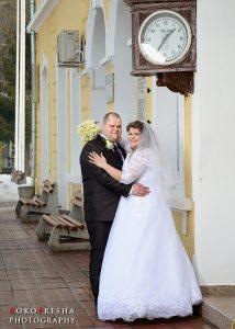 Мери и Мирко - една зимна сватба във Велико Търново