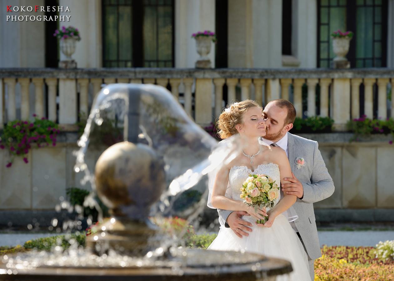 Дени и Ники - сватба в София