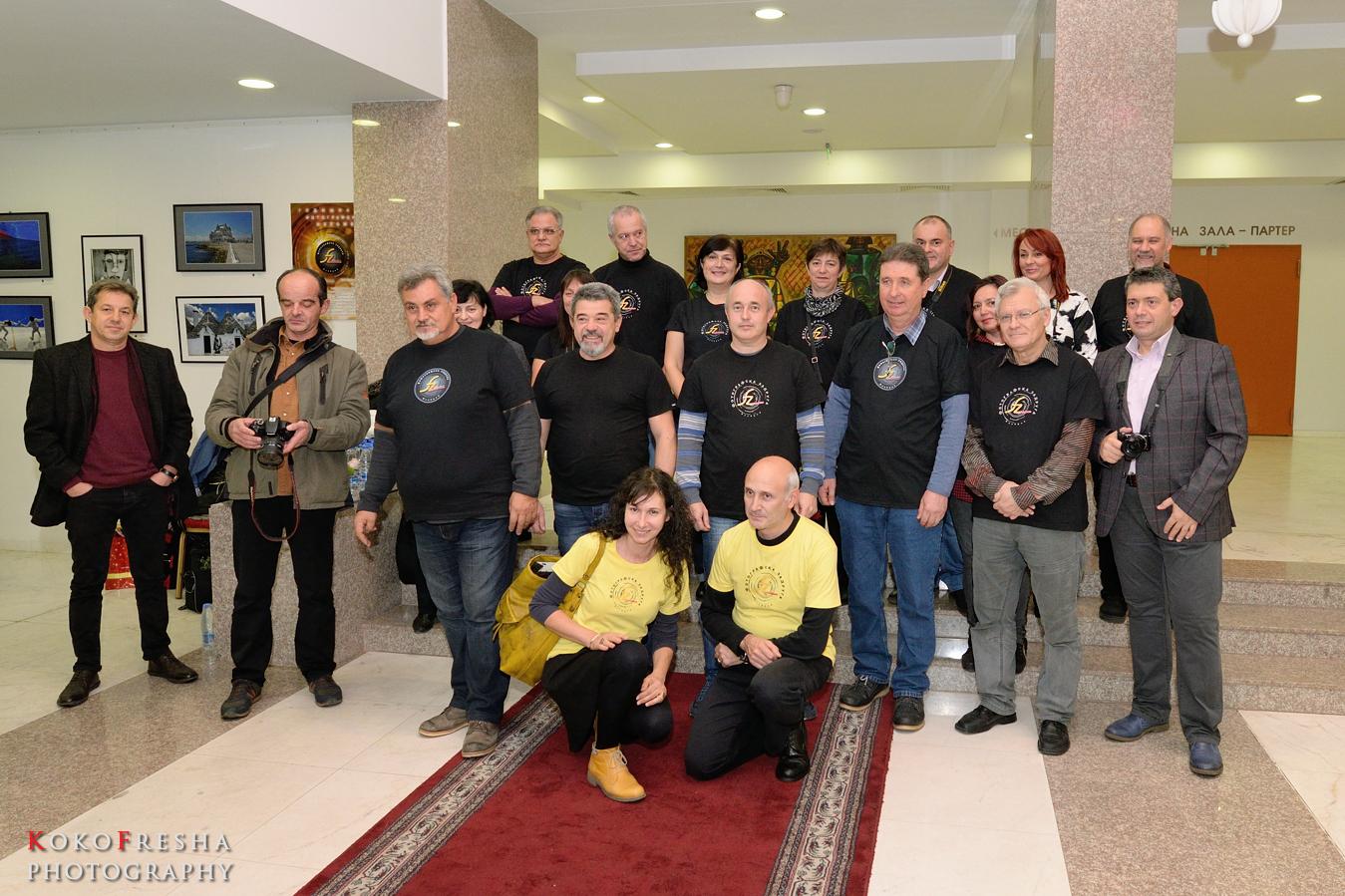 Фотографска задруга Пловдив - официално откриване на годишната изложба