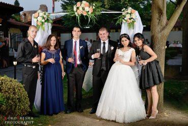 Welcome drink – едно елегантно сватбено решение