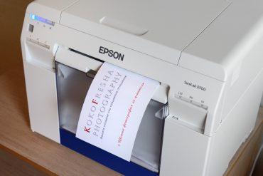 EPSON SureLab D700 – нови възможности за качествени цветни снимки пред клиентите на KokoFresha Photography